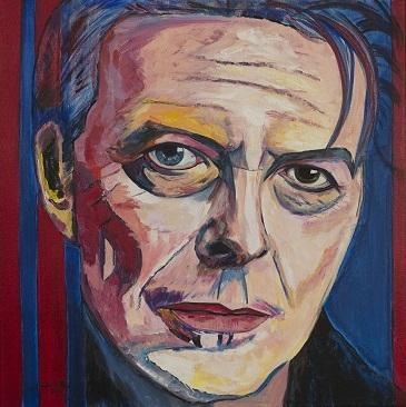 David Bowie by chrisroelandt